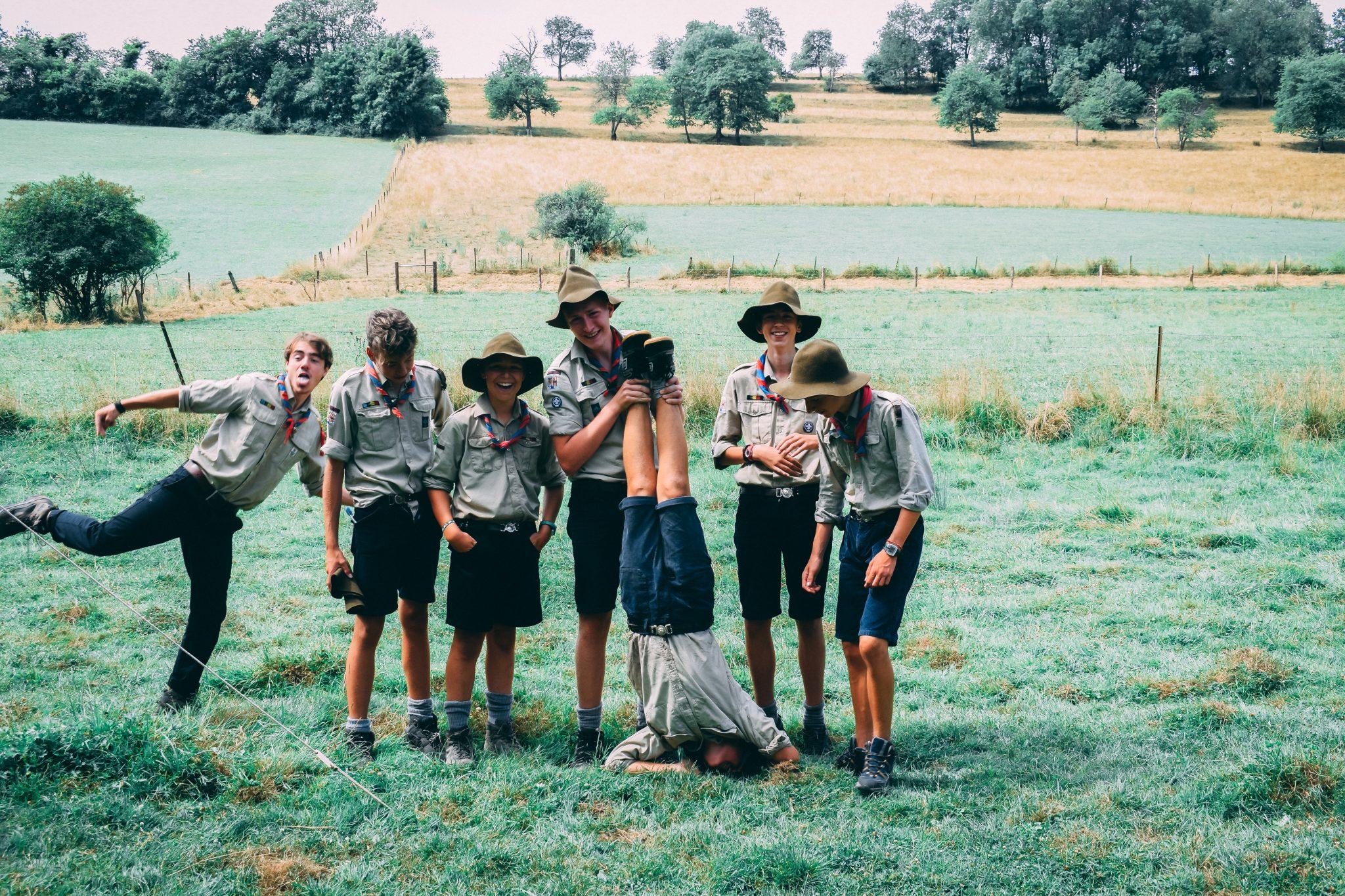 photos camp meute 11pdl, onzième, prince de liège, scouts, berchem, anvers, antwerpen
